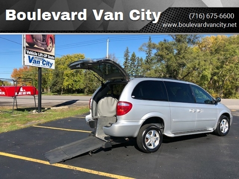 2007 Dodge Grand Caravan for sale in Wheatfield, NY
