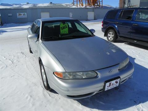 2002 Oldsmobile Alero for sale in Thompson, ND