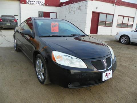 2006 Pontiac G6 for sale in Thompson, ND
