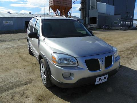 2006 Pontiac Montana SV6 for sale in Thompson, ND