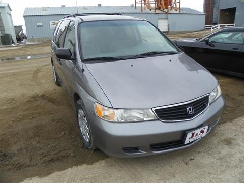 2000 Honda Odyssey for sale in Thompson, ND