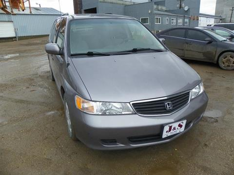 1999 Honda Odyssey for sale in Thompson, ND