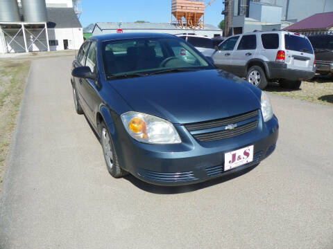 2006 Chevrolet Cobalt LS for sale at J & S Auto Sales in Thompson ND