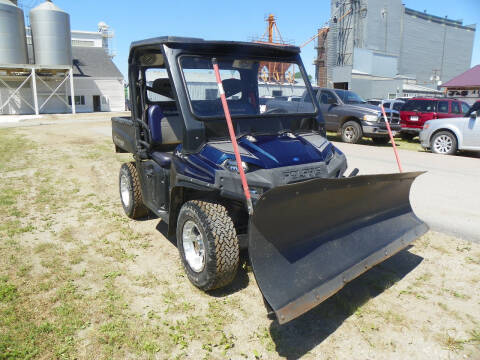2010 Polaris Ranger 800 for sale at J & S Auto Sales in Thompson ND