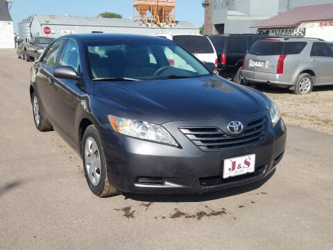2007 Toyota Camry for sale at J & S Auto Sales in Thompson ND