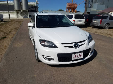 2009 Mazda MAZDASPEED3 for sale at J & S Auto Sales in Thompson ND