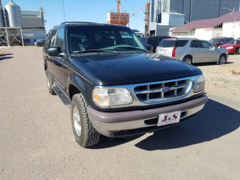 1997 Ford Explorer for sale at J & S Auto Sales in Thompson ND