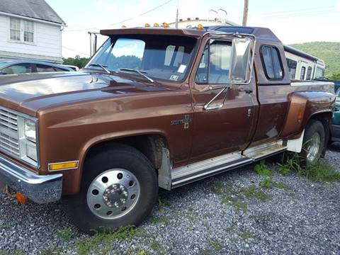 1983 Chevrolet C/K 30 Series for sale in Everett, PA