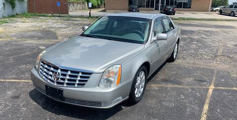 2008 Cadillac DTS for sale in Kansas City, KS