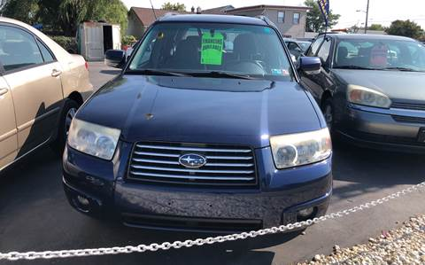 2006 Subaru Forester for sale in Pleasantville, NJ