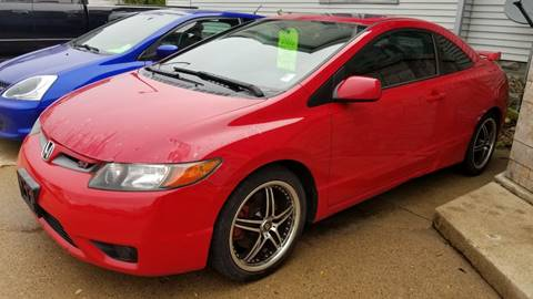 2006 Honda Civic for sale in Fond Du Lac, WI