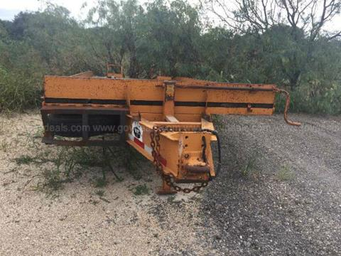 2000 Econoline Backhoe Pro for sale in Round Mountain, TX