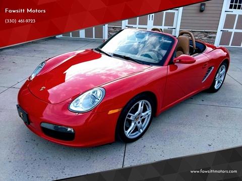 2005 Porsche Boxster for sale in Medina, OH