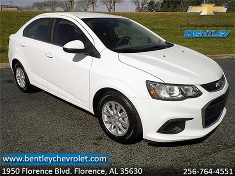2019 Chevrolet Sonic for sale in Florence, AL