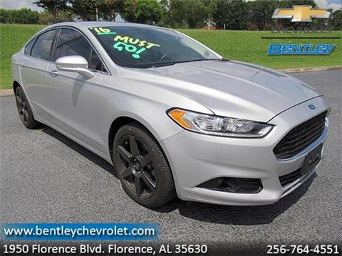 2016 Ford Fusion for sale in Florence, AL