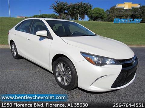 2016 Toyota Camry for sale in Florence, AL