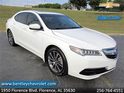 2016 Acura TLX for sale in Florence, AL