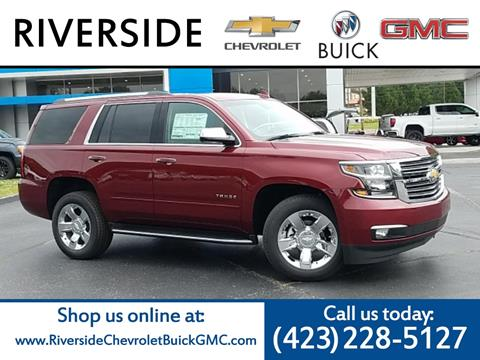 2019 Chevrolet Tahoe for sale in Kimball, TN