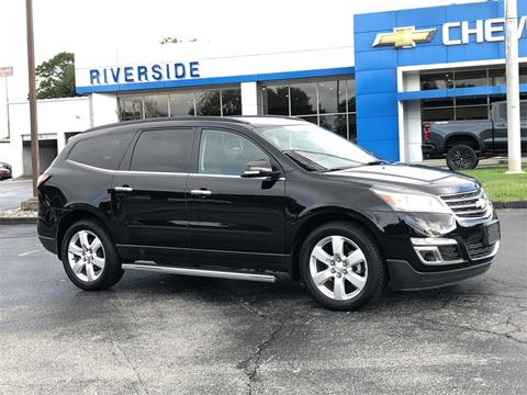 2016 Chevrolet Traverse for sale in Kimball, TN