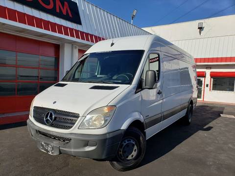 2010 Mercedes-Benz Sprinter Cargo for sale in Philadelphia, PA