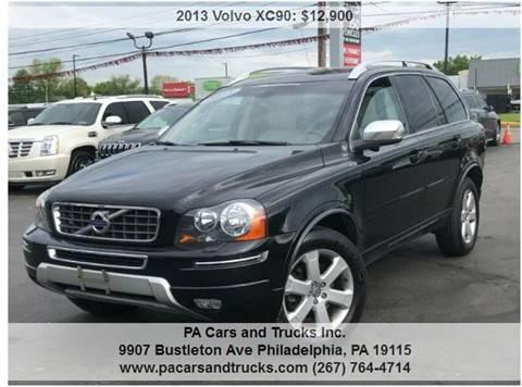 2013 Volvo XC90 for sale in Philadelphia, PA