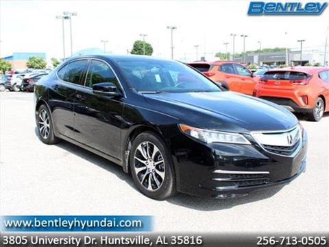 2016 Acura TLX for sale in Huntsville, AL