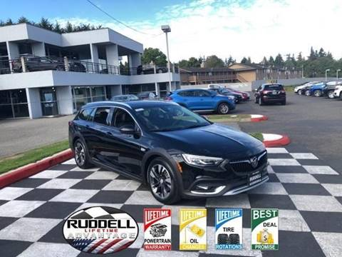 2018 Buick Regal TourX for sale in Port Angeles, WA