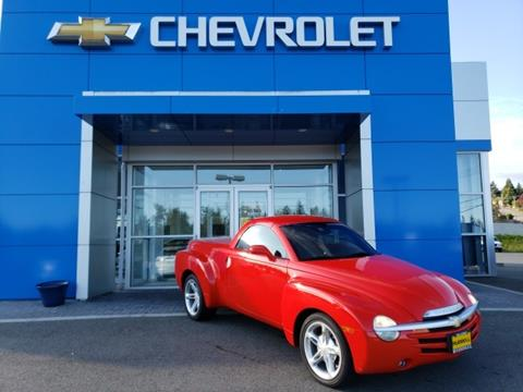 2004 Chevrolet SSR for sale in Port Angeles, WA