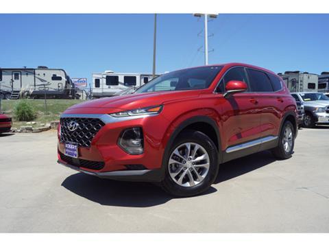 2019 Hyundai Santa Fe for sale in Denton, TX
