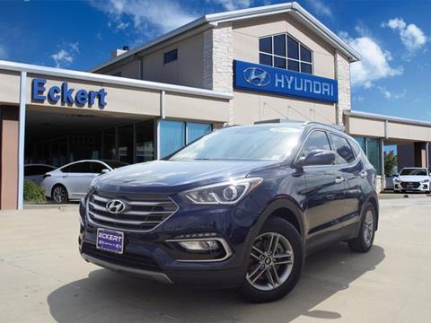 2017 Hyundai Santa Fe Sport for sale in Denton, TX