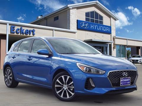 2018 Hyundai Elantra GT for sale in Denton, TX