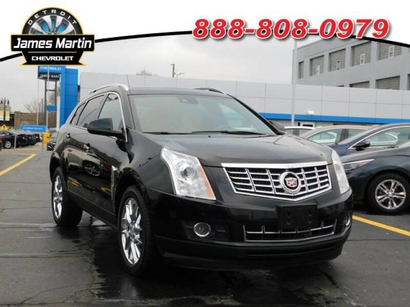 2014 Cadillac Srx car for sale in Detroit