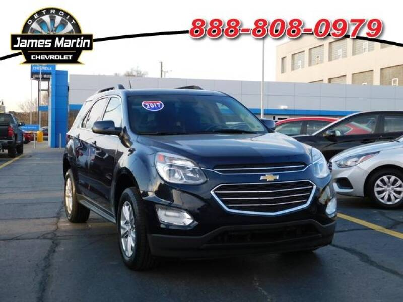 2017 Chevrolet Equinox car for sale in Detroit