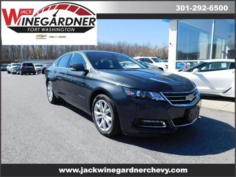 2019 Chevrolet Impala for sale in Huntingtown, MD