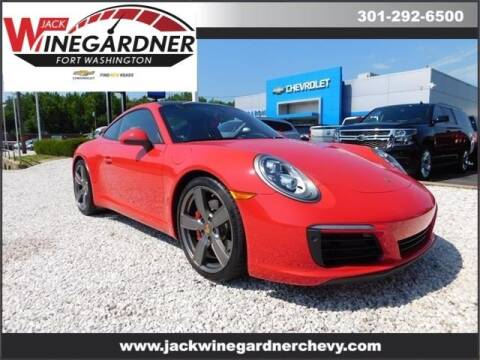 2018 Porsche 911 for sale in Huntingtown, MD