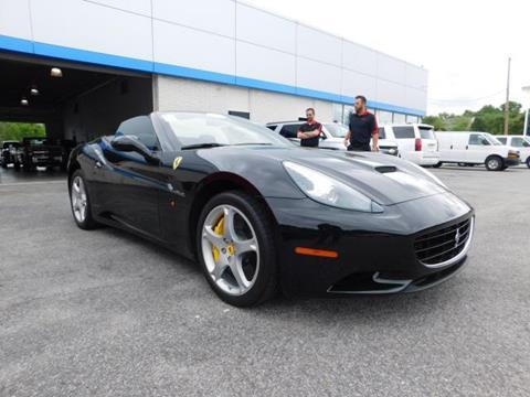 Used Ferrari For Sale >> 2013 Ferrari California For Sale In Huntingtown Md