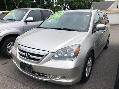 2005 Honda Odyssey for sale in Kingston, MA