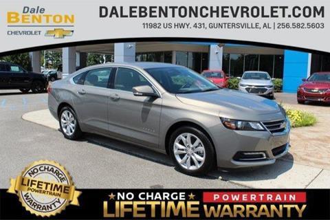2019 Chevrolet Impala for sale in Guntersville, AL