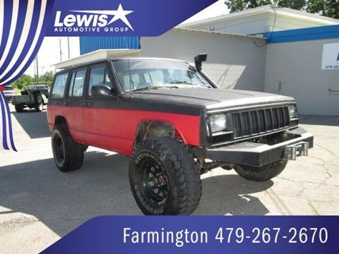 1992 Jeep Cherokee for sale in Springdale, AR