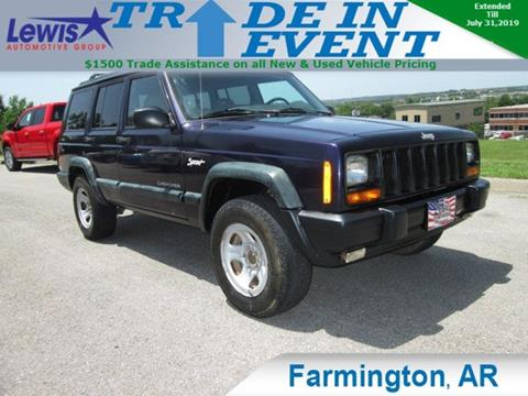 1998 Jeep Cherokee for sale in Springdale, AR