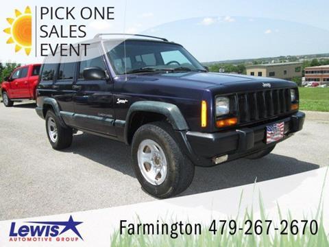 1998 Jeep Cherokee for sale in Springdale, AR
