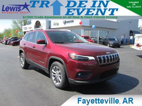 2019 Jeep Cherokee for sale in Springdale, AR