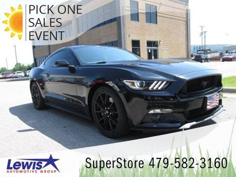 2017 Ford Mustang for sale in Springdale, AR