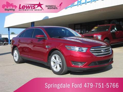 2017 Ford Taurus for sale in Springdale, AR
