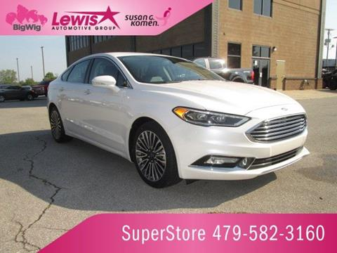2017 Ford Fusion for sale in Springdale, AR