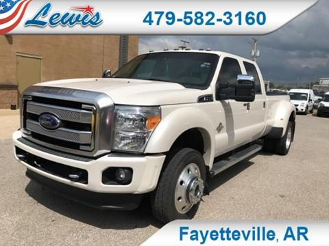 2016 Ford F-450 Super Duty for sale in Springdale, AR