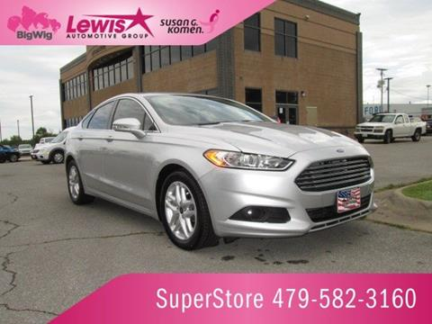 2016 Ford Fusion for sale in Springdale, AR