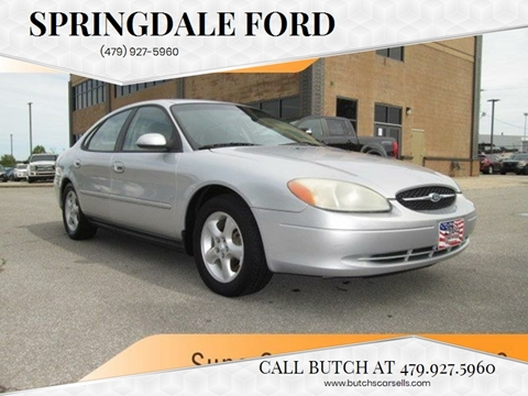 2001 Ford Taurus for sale in Springdale, AR