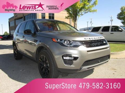 2018 Land Rover Discovery Sport for sale in Springdale, AR