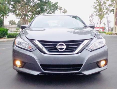 Costa Mesa Nissan >> Nissan Altima For Sale In Costa Mesa Ca Afg Motorcars